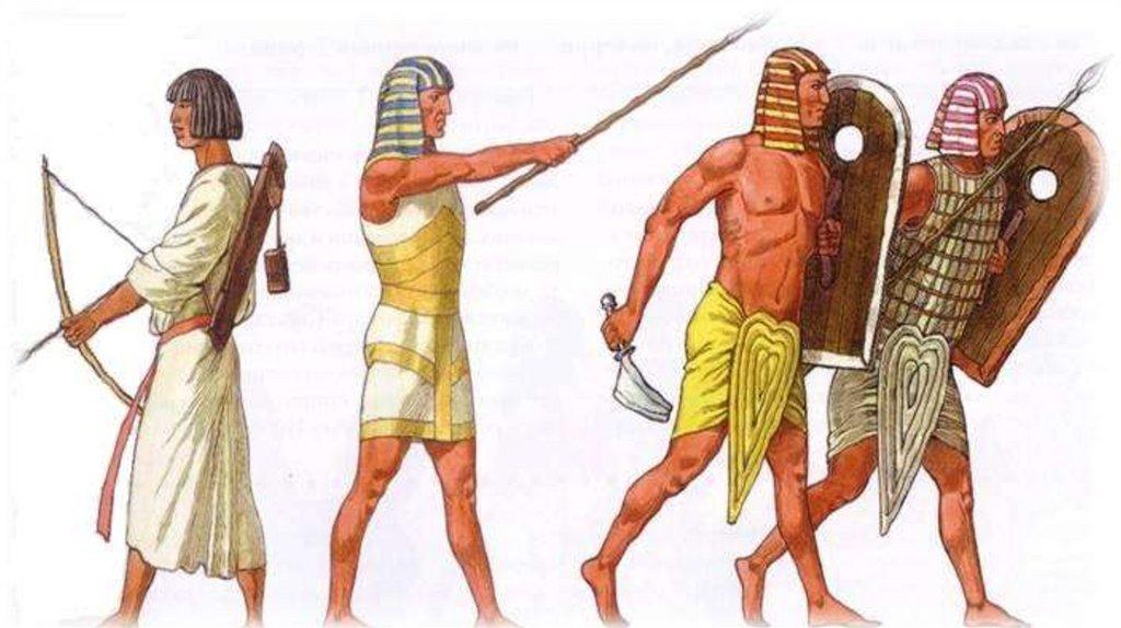 вот рисунок о походе фараона так хочется порадовать