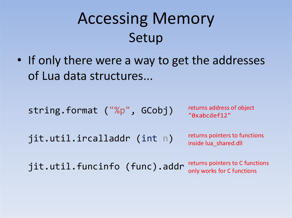 Reading from Memory Garry's Mod Lua Vectors
