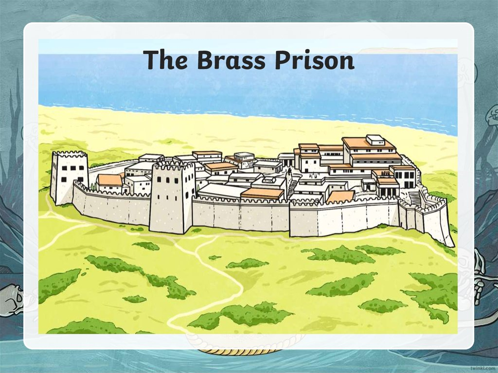The Brass Prison