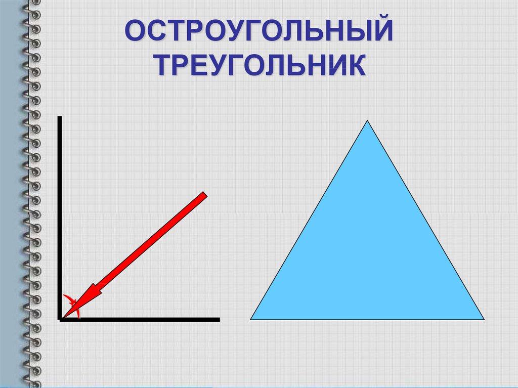 неравнобедренный треугольник картинки