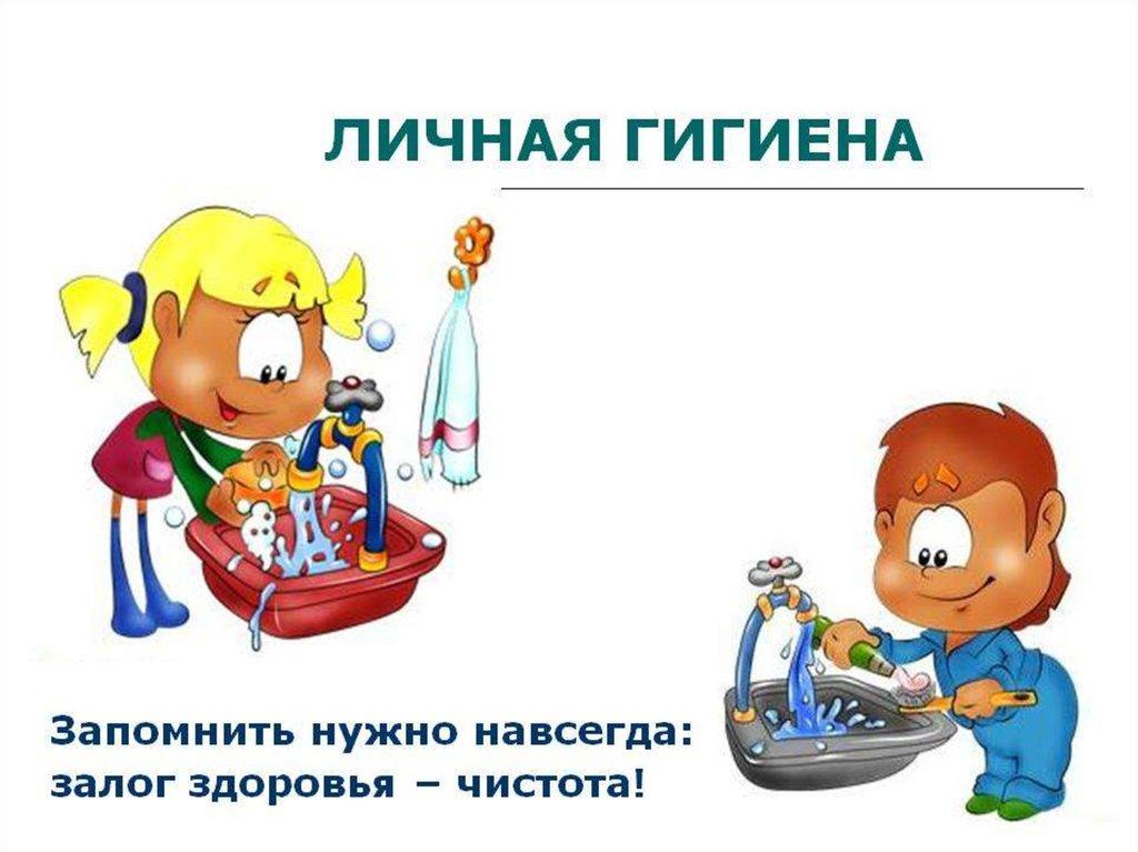 a128fee14713 Дошкольная гигиена - презентация онлайн