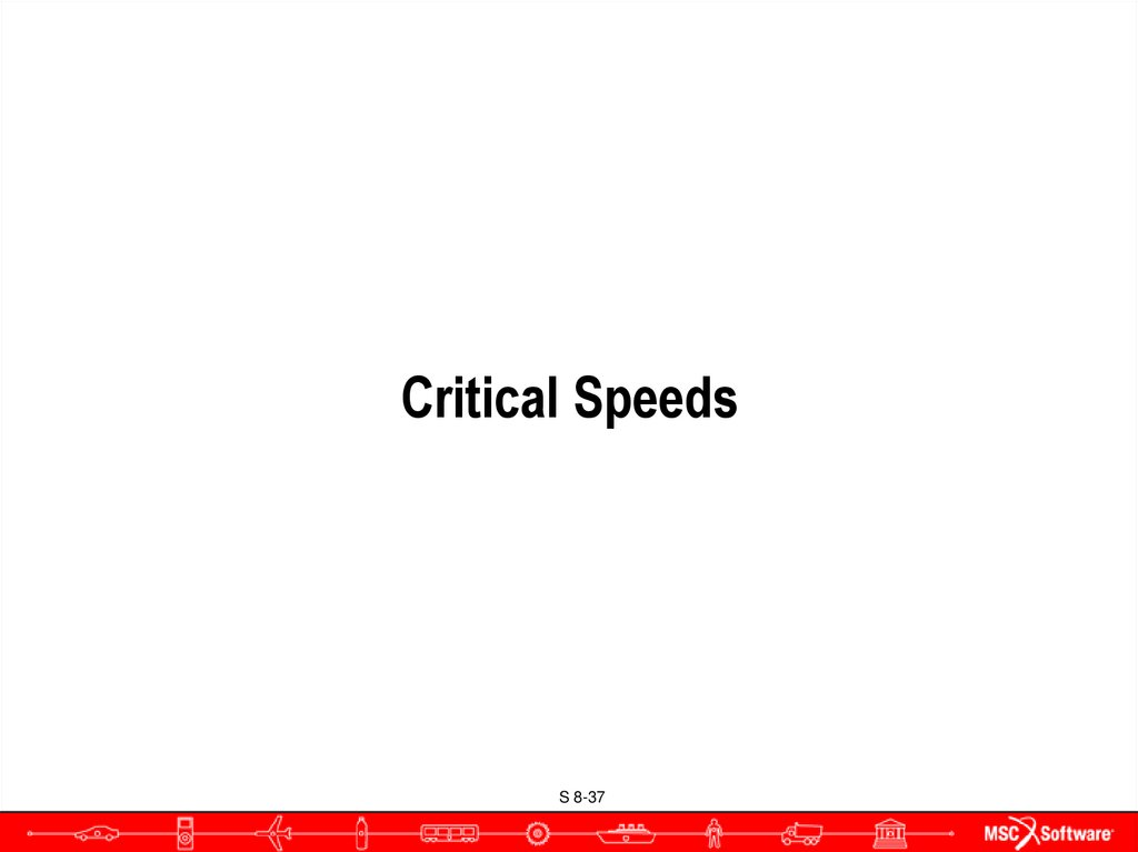 Critical Speeds