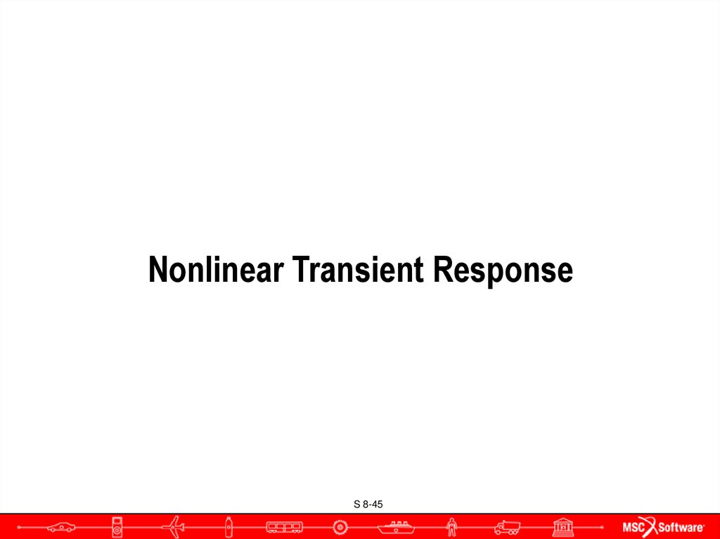Nonlinear Transient Response