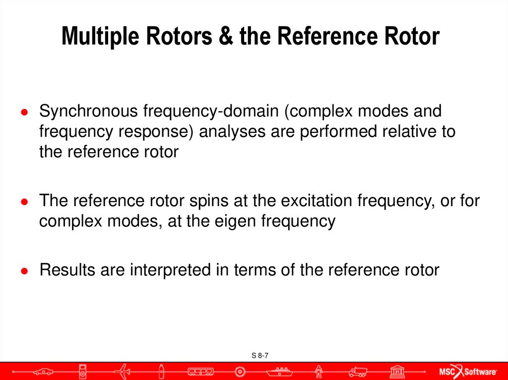 Multiple Rotors & the Reference Rotor