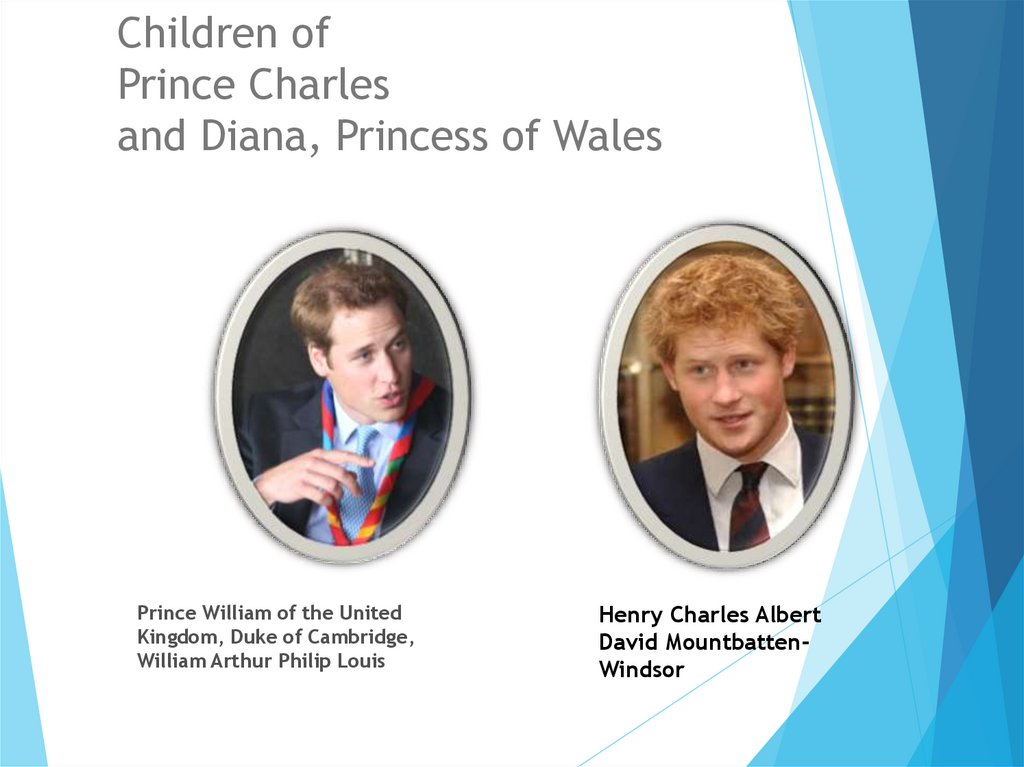 Children of Prince Charles and Diana, Princess of Wales