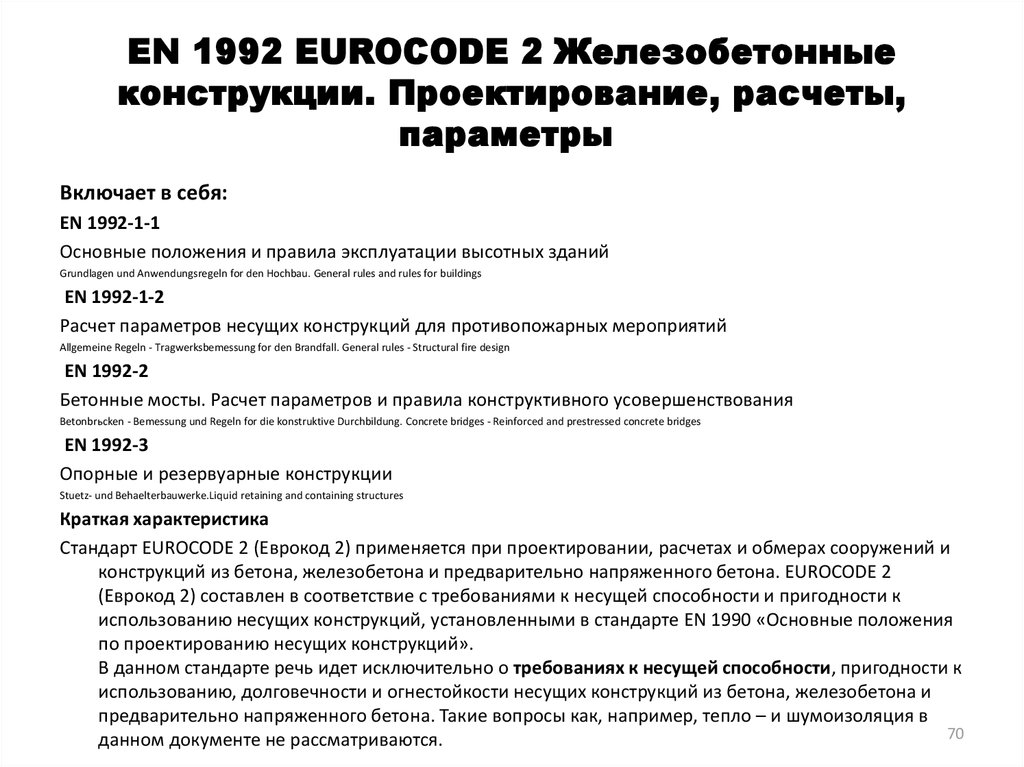 Бетон по еврокоду калькулятор бетон купить