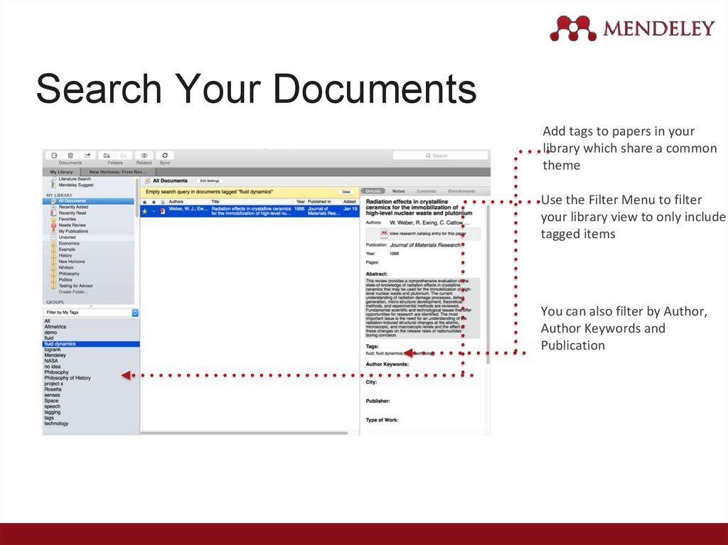 Search Your Documents